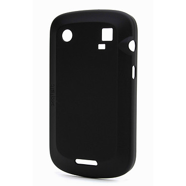 xqisit Backcover Noir BlackBerry Bold Touch