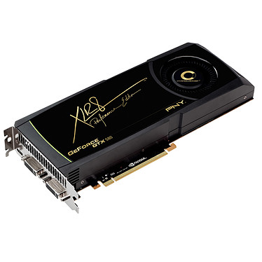 PNY GeForce GTX 580 XLR8 OC 1536 MB