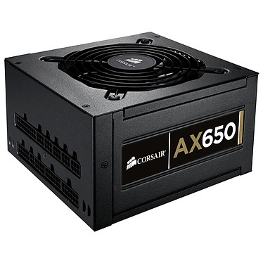 Corsair Professional Series Gold AX650 80PLUS Gold
