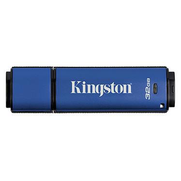 Kingston DataTraveler Vault Privacy Managed 32 Go Kingston DataTraveler Vault Privacy Managed 32 Go - USB 2.0 (garantie constructeur 5 ans)