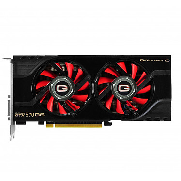 "Gainward GeForce GTX 570 ""Golden Sample"" 1280 MB"