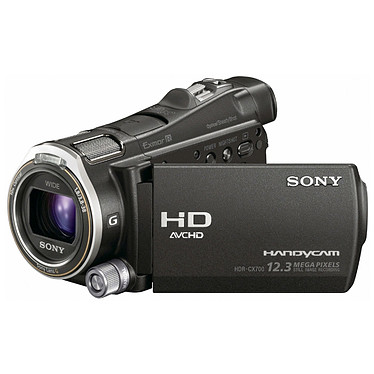 Sony HDR-CX700VE Noir