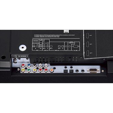 Acheter Yamaha YSP-4100 Noir + YEF-FNY1000