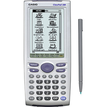 Casio Classpad 330 - Calculatrice Graphique