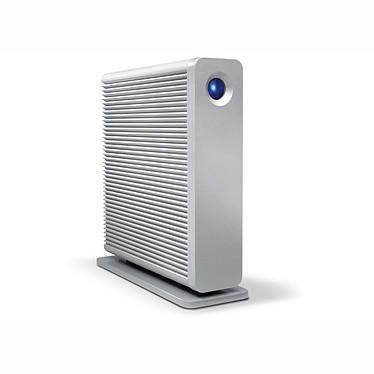 LaCie d2 Quadra v3 3 To (USB 3.0, 2x FireWire 800 et eSATA) Système de stockage sur ports USB 3.0 / FireWire 800 / eSATA (garantie LaCie 3 ans)