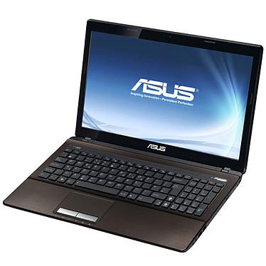 """ASUS K53SC-SX050V Intel Pentium Dual-Core B940 4 Go 750 Go 15.6"""" LED Nvidia GT 520MX Graveur DVD Wi-Fi N Webcam Windows 7 Premium 64 bits (garantie constructeur 2 ans)"""