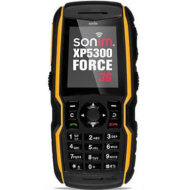 Sonim XP5300 Force Noir/Jaune Téléphone 3G baroudeur certifié IP68