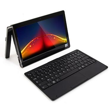 "LDLC - Janus F10T Tablette Internet - Intel Atom N455 2 Go SSD 32 Go 10.1"" LED Wi-Fi N/Bluetooth Webcam"