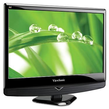 """ViewSonic 24"""" LED - VX2451mh-LED 1920 x 1080 pixels - 2 ms (gris à gris) - Format large 16/9 - Super-Slim - HDMI (garantie constructeur 3 ans)"""