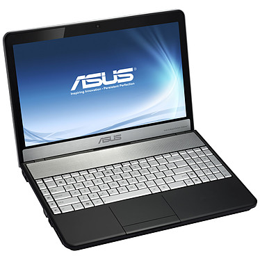 "ASUS N55SL-S2032V Intel Core i5-2450M 4 Go 750 Go 15.6"" LED NVIDIA GeForce GT 635M Graveur DVD Wi-Fi N/Bluetooth Webcam Windows 7 Premium 64 bits (garantie constructeur 2 ans)"