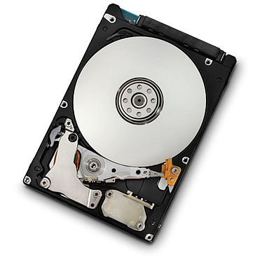 "Hitachi Travelstar Z7K320 320 Go Disque dur 2.5"" 7 mm - 7200 RPM 8 Mo Serial ATA II (bulk)"