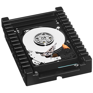 "Western Digital VelociRaptor 150 Go Serial ATA 6 Gb/s Disque dur 3.5"" 150 Go 10000 RPM 32 Mo Serial ATA 6 Gb/s - WD1500HLHX (bulk)"