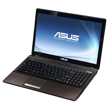 """ASUS K53SC-SX052V Intel Core i5-2410M 4 Go 500 Go 15.6"""" LED NVIDIA GT 520MX Graveur DVD Wi-Fi N/Bluetooth Webcam Windows 7 Premium 64 bits (garantie constructeur 2 ans)"""