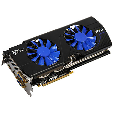 MSI N580GTX Lightning Xtreme Edition 3 GB