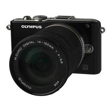 Olympus PEN E-PL3 + Objectif M.ZUIKO DIGITAL ED 14-150mm 1:4.0-5.6 Noir