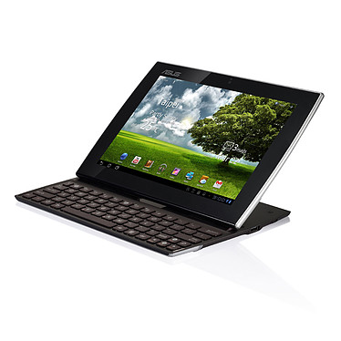 "ASUS Eee Pad Slider SL101 32 Go Marron Tablette Internet avec clavier coulissant - NVIDIA Tegra 2 SSD 32 Go 10.1"" LED Wi-Fi N/Bluetooth Webcam Android 3.1"