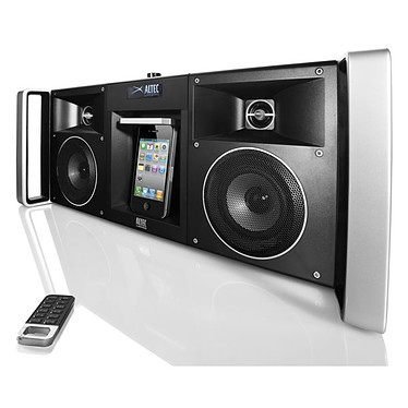 Altec Lansing iMT810 Boombox pour iPod / iPhone
