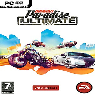 Burnout Paradise : The Ultimate Box (PC) Burnout Paradise : The Ultimate Box (PC)