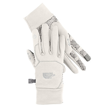 The North Face E-Tip S Blanc
