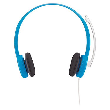 Logitech Stereo Headset H150 (Blueberry) Casque-micro