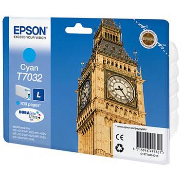 Epson T7032 Cartouche d'encre cyan