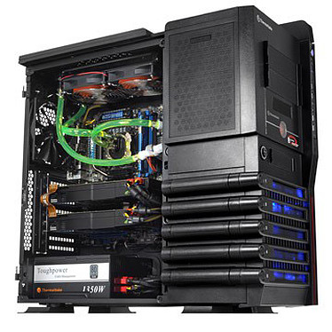 Thermaltake Level 10 GT LCS - VN10031W2N pas cher