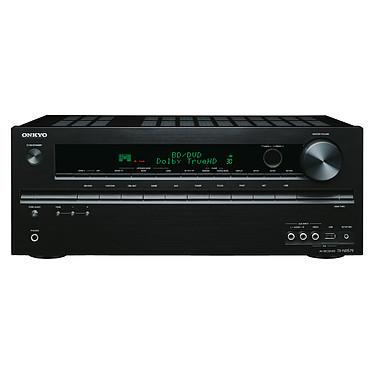 Onkyo TX-NR579 Ampli-tuner Home Cinéma 7.1 DLNA avec HDMI 1.4 et Décodeurs HD - Traitement vidéo Qdeo