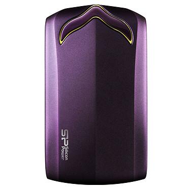 Avis Silicon Power Stream S20 750 Go Violet (USB 3.0)