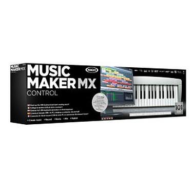 Magix Music Maker MX Control (français, WINDOWS)