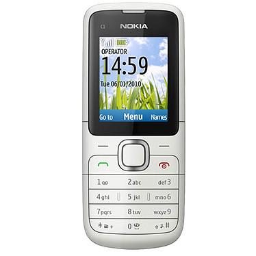 Nokia C1-01 Warm grey