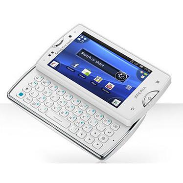 Sony Xperia mini pro Blanc