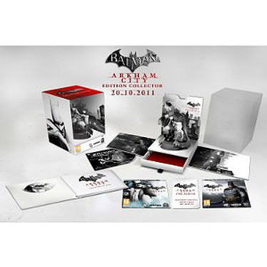 Batman : Arkham City - Édition collector (Xbox 360)