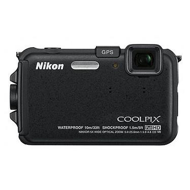 Nikon Coolpix AW100 Noir Appareil photo étanche et anti-choc 16 MP - Zoom 5x - Vidéo HD