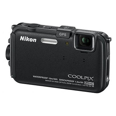 Acheter Nikon Coolpix AW100 Noir