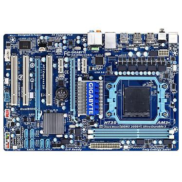 Gigabyte GA-870A-USB3L Carte mère ATX Socket AM3+ AMD 870 - SATA 6 Gbps - USB 3.0