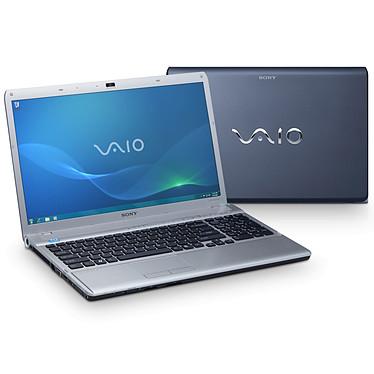 "Sony VAIO F13J8E/H Intel Core i5-480M 4 Go 500 Go 16.4"" LCD NVIDIA GeForce GT 425M Combo Lecteur Blu-ray/Graveur DVD Wi-Fi N/Bluetooth Webcam Windows 7 Premium 64 bits"