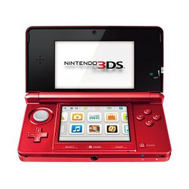 Nintendo 3DS Rouge Metal