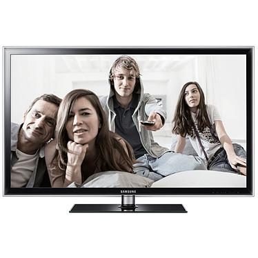"""Samsung UE55D6200TSXZF Téléviseur LED 3D Full HD 55"""" (140 cm) 16/9 - 1920 x 1080 pixels - TNT, Câble et Satellite HD - 200 Hz - DLNA - HDTV 1080p"""