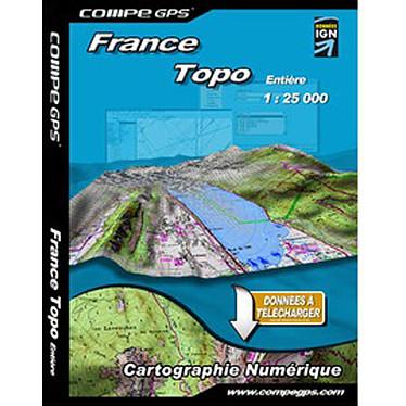 TwoNav France Topo 1:25000