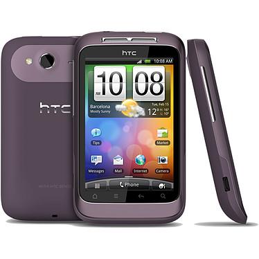 HTC Wildfire S Violet