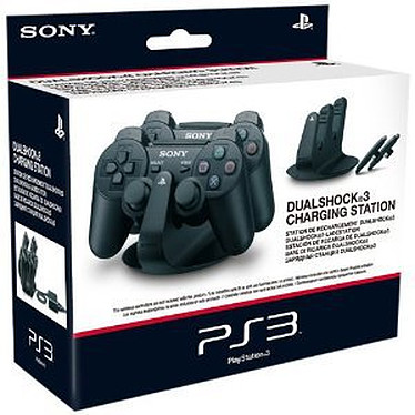 Sony Station de recharge DualShock 3 (PS3) Station de recharge pour DualShock 3
