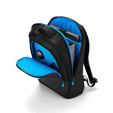 Dicota BacPac Bounce 15-16 (coloris noir/bleu)
