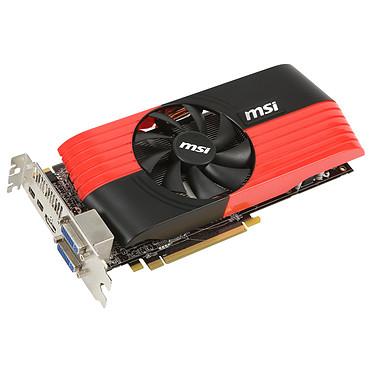 MSI R6870-2PM2D1GD5/OC 1 Go HDMI/Dual DVI/Dual Mini-DisplayPort - PCI Express (AMD Radeon HD 6870)