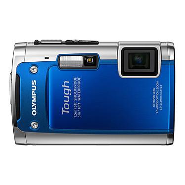 Olympus TG-610 Bleu + Etui Universel pas cher