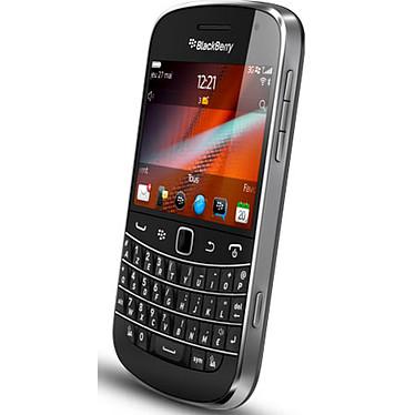 Avis BlackBerry Bold 9900 Azerty Noir + Leather Pocket