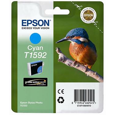 Epson T1592 Cartouche d'encre cyan photo