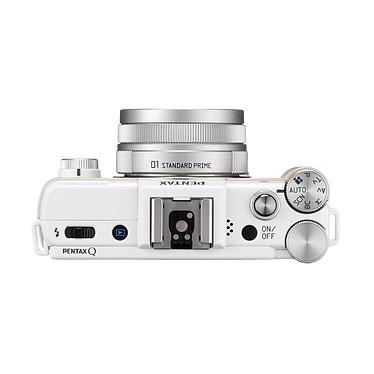 Acheter Pentax Q Blanc + Objectif 8.5mm f/1.9 AL