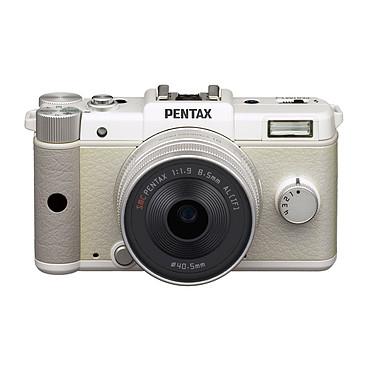 Avis Pentax Q Blanc + Objectif 8.5mm f/1.9 AL