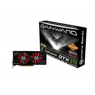 "Gainward GeForce GTX 570 ""Golden Sample"" Goes Like Hell 1280 MB"
