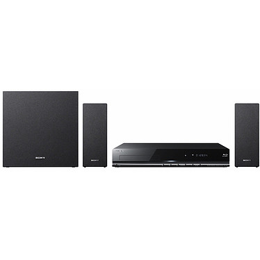 Sony BDV-EF200 Ensemble Home Cinéma 2.1 Blu-ray 3D avec sortie HDMI 1080p